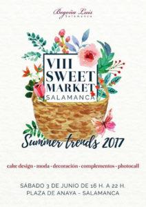 VIII Sweet Market Salamanca