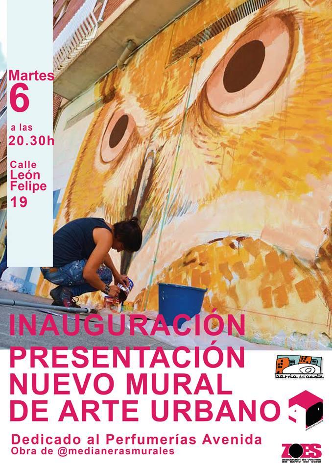 ZOES, Arte Urbano, Salamanca