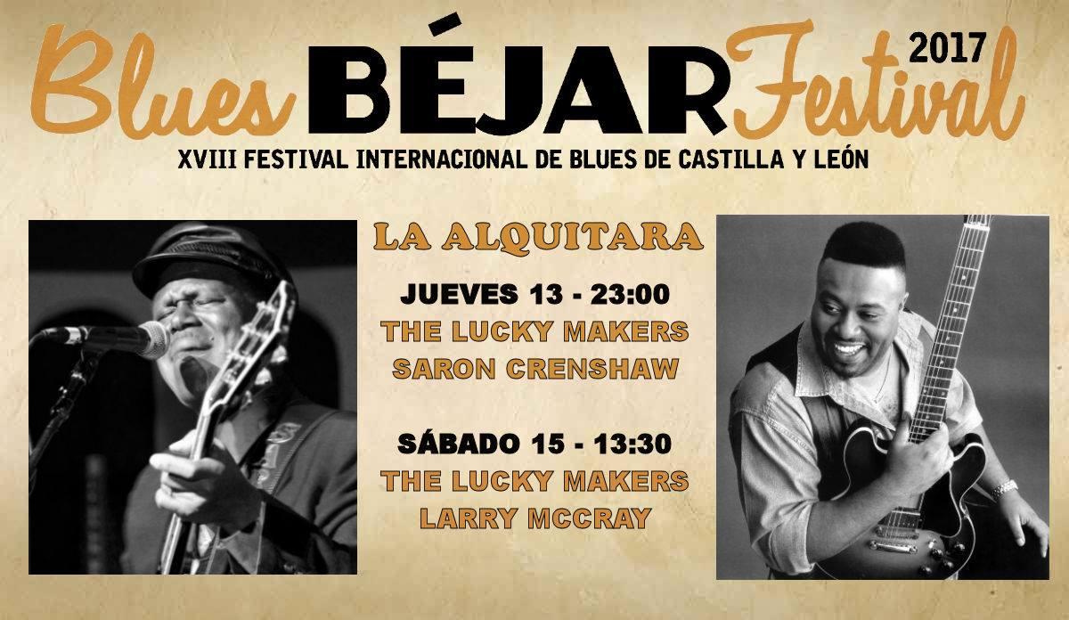 Café Blues La Alquítara, Béjar