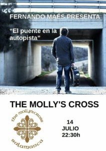 The Molly's Cross, Salamanca