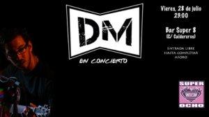 DM, Super 8, Salamanca