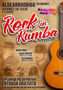 Rock in Rumba, Aldearrodrigo 2017
