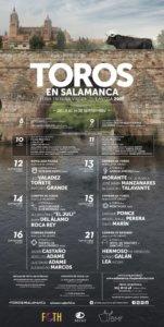 Feria Taurina de Salamanca 2017
