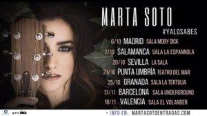 Marta Soto, #Yalosabes