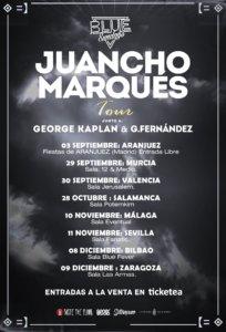 Juancho Marqués, Salamanca