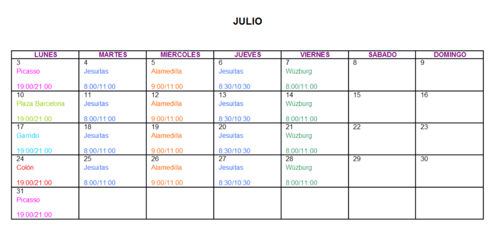 Julio 2017, Salamanca