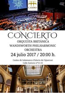 Wandsworth Philharmonic Orchestra