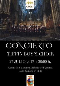 Tiffin Boy's Choir