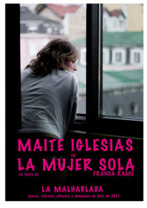 La mujer sola, La Malhablada, Salamanca