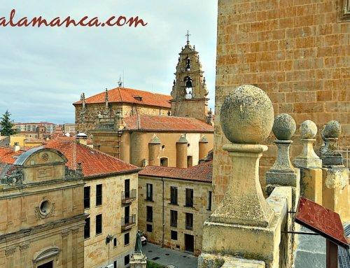 Torres de las Catedrales Ieronimus, Salamanca.