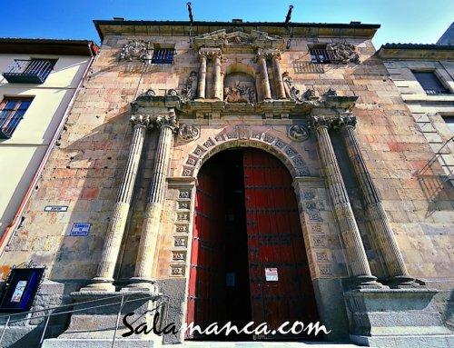 Iglesia de San Martín, Salamanca.