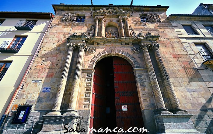Iglesia de San Martín, Salamanca