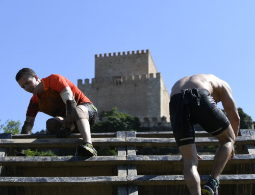 José Manuel González gana la única maratón de obstáculos de España.