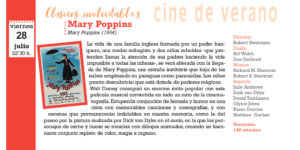 Mary Poppins, Cine al Aire Libre