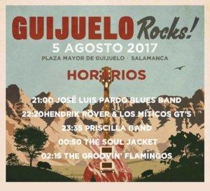 Guijuelo Rocks
