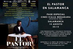 El pastor, Megarama Salamanca