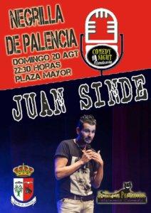 Juan Sinde, Negrilla de Palencia