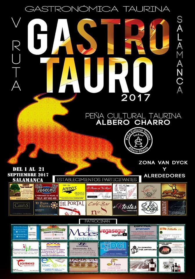 Gastrotauro 2017, Salamanca