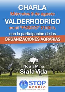 Plataforma en Defensa del Campo Charro Stop Uranio