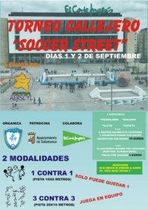 Soccer Street, Ferias y Fiestas 2017