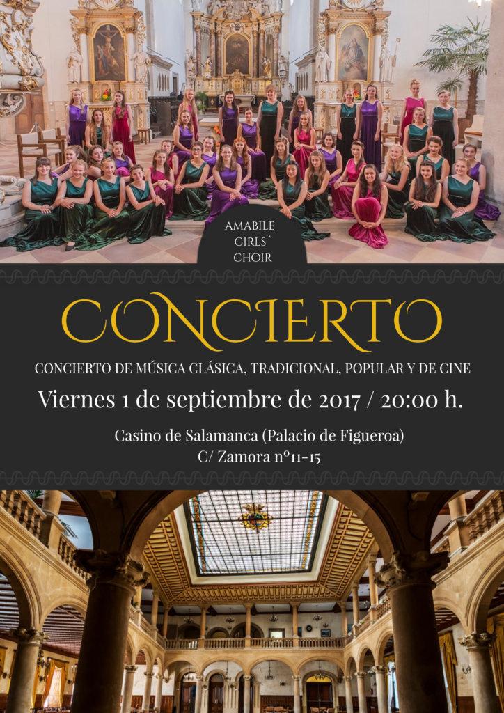 Casino de Salamanca, Septiembre 2017