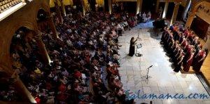 Amabile Girls' Choir, Salamanca 2017