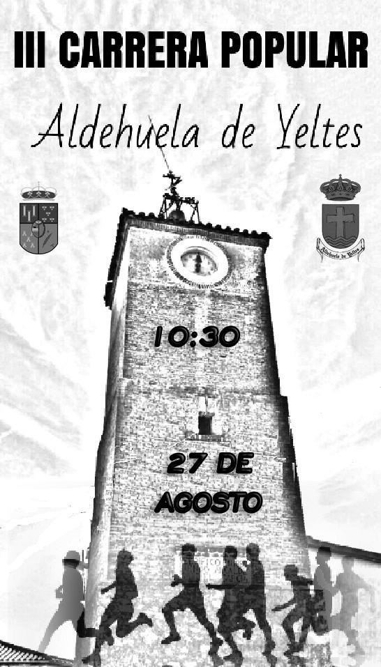 III Carrera Popular, Aldehuela de Yeltes