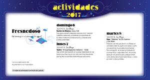 Fresnedoso, Noches de Cultura 2017