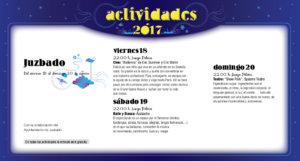 Juzbado, Noches de Cultura 2017
