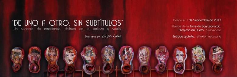 De uno a otro, sin subtítulos, Isidro Elena: