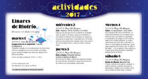 Linares de Riofrío, Noches de Cultura 2017