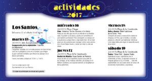 Los Santos, Noches de Cultura 2017