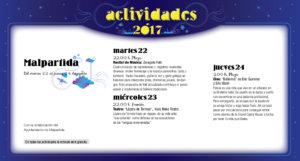 Malpartida, Noches de Cultura 2017