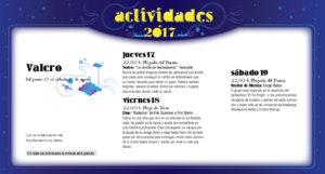 Valero, Noches de Cultura 2017