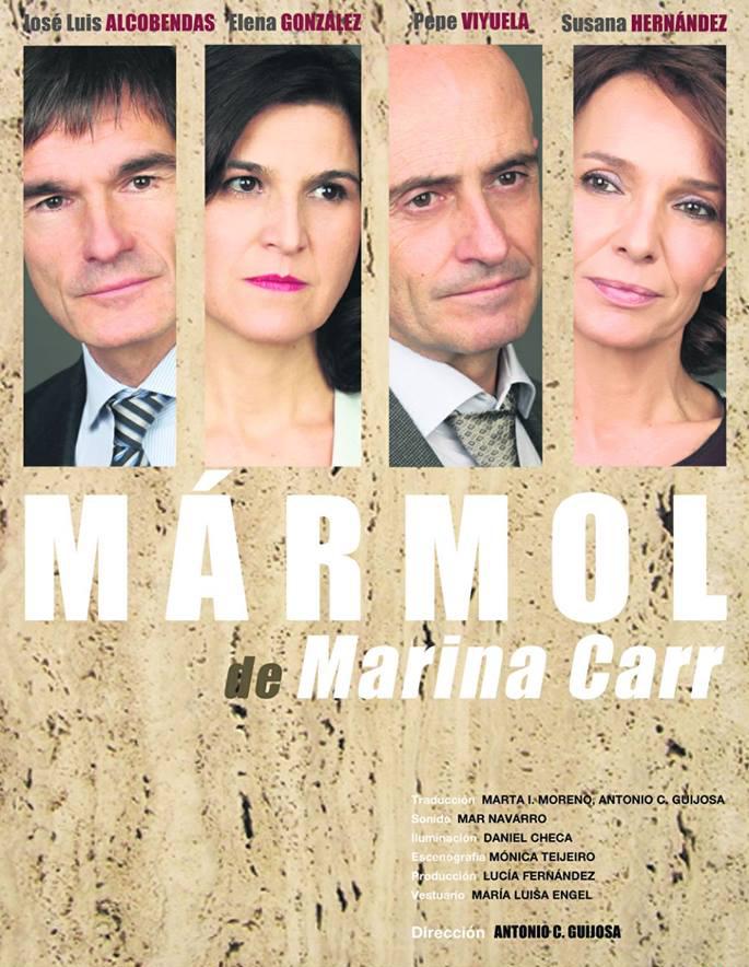 Marmol, Salamanca 2017