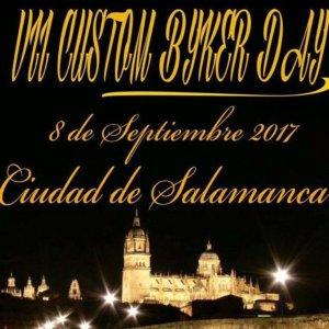 VII Custom Biker Day, Ferias y Fiestas 2017, Salamanca