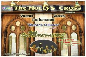 The Molly's Cross, Salamanca