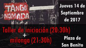 Tango Nómada, Ferias y Fiestas 2017