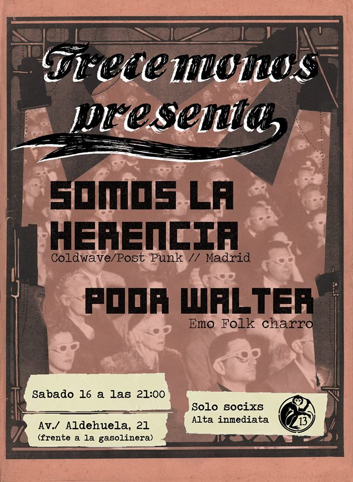 Trece Monos, Salamanca 2017