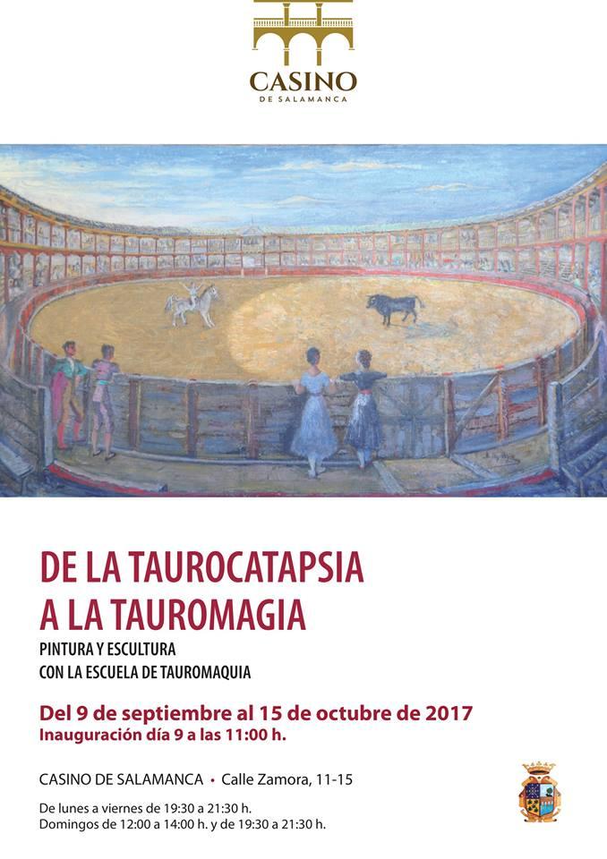 Casino de Salamanca, 2017
