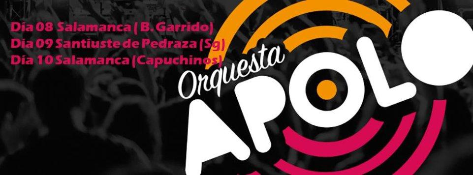 Orquesta Apolo, Septiembre 2017