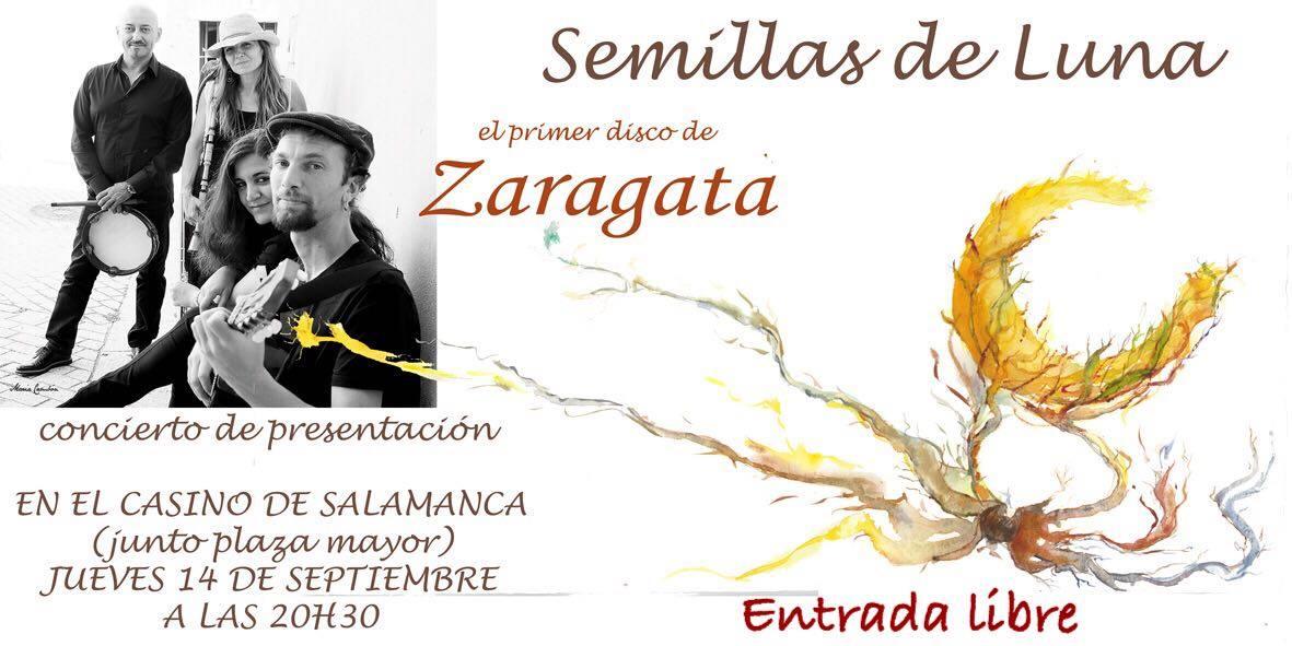 Zaragata, Salamanca 2017