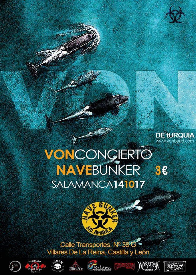 Von Nave Bunker Villares Octubre 2017