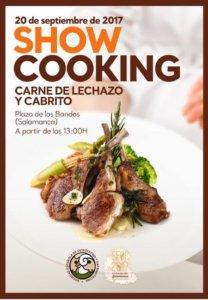 Show Cooking SEOC, Salamanca 2017