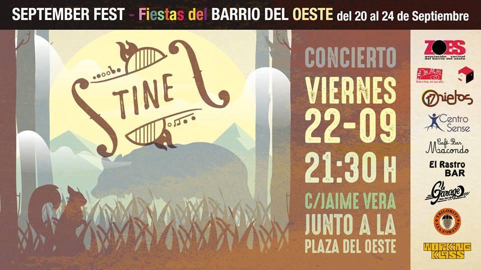 Tine September Fest Salamanca Septiembre 2017