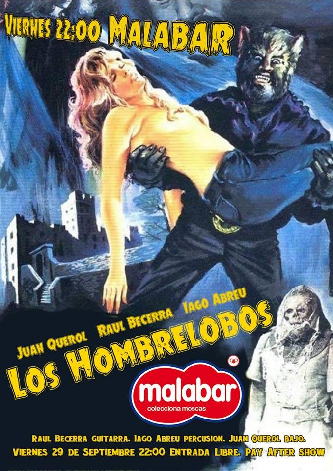 Los Hombrelobos Malabar Salamanca Septiembre 2017