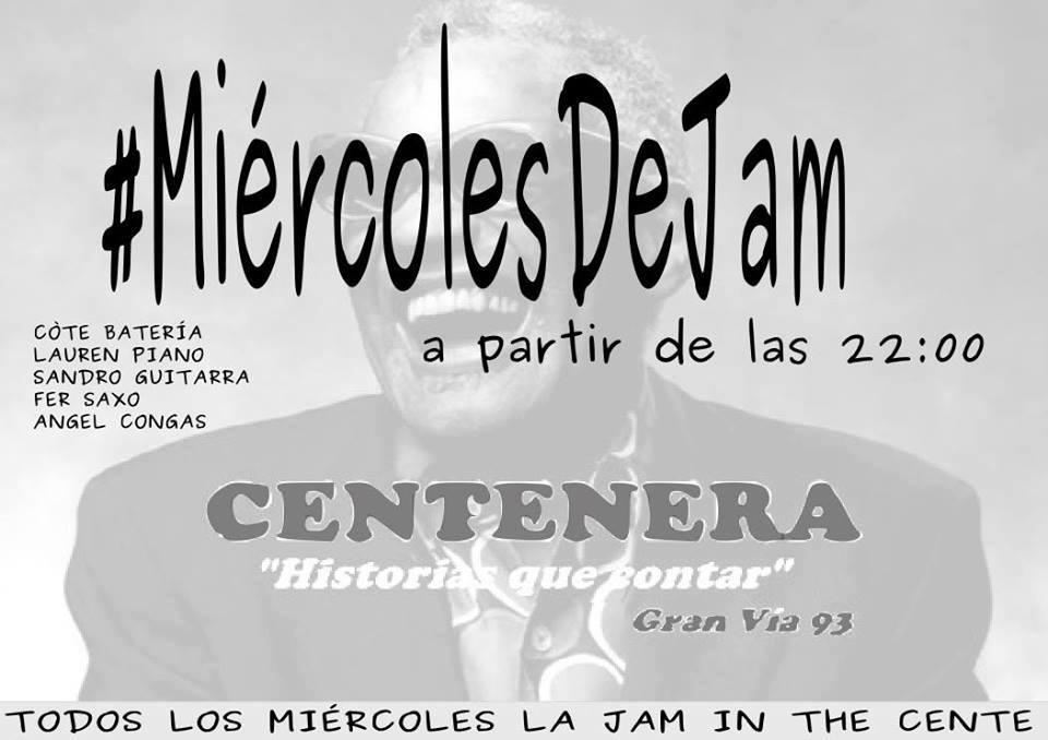 #MiércolesdeJam Centenera Salamanca 2017-2018