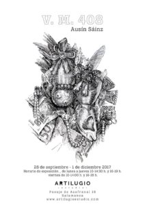 Ausín Sáinz V. M. 408 Artilugio Estudio Salamanca 2107