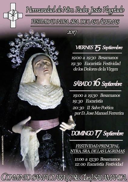 II Salve Poética, Salamanca 2017