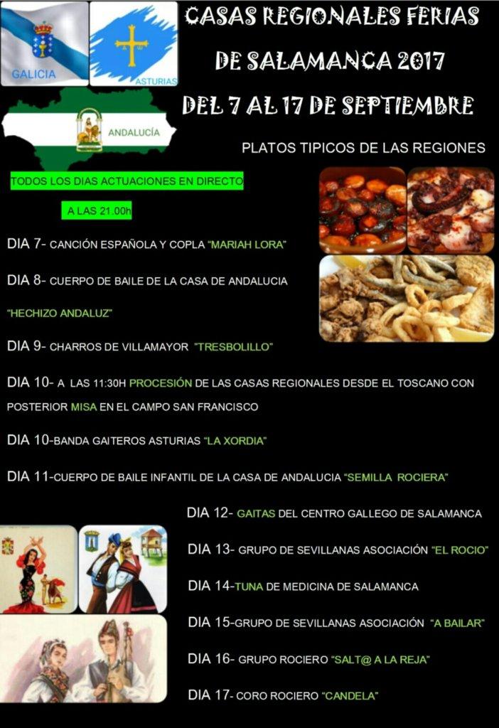 Casas Regionales 2017